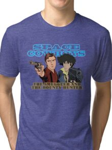 Space Cowboys Spike & Mal Tri-blend T-Shirt