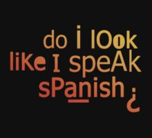 Despicable Me - Do I Look Like I Speak Spanish by scatman