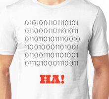 Binary Insults Unisex T-Shirt