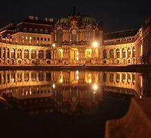Zwinger Dresden by SunnyBee