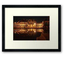 Zwinger Dresden Framed Print