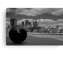 London Skyline from City Hall Canvas Print