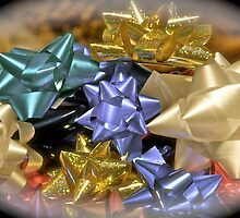 Putting up Christmas 4 by Carolyn Clark