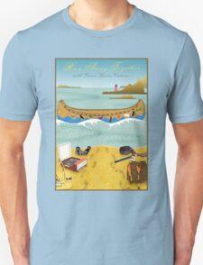 Tee: Canoe to Moonrise Kingdom Unisex T-Shirt