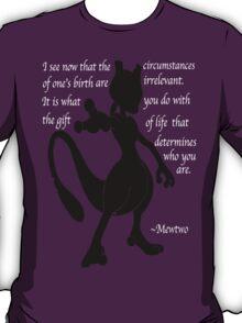 Mewtwo's Revelation T-Shirt