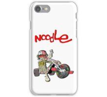 Gorillaz: Noodle (White) iPhone Case/Skin