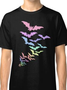 Pastel Bats Classic T-Shirt