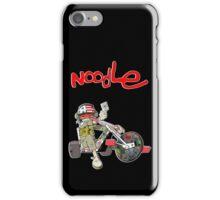 Gorillaz: Noodle (Black) iPhone Case/Skin