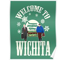 Welcome To Wichita Poster