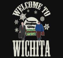 Welcome To Wichita by Jason Wright