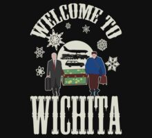 Welcome To Wichita by Jason Wright