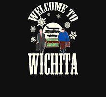 Welcome To Wichita Men's Baseball ¾ T-Shirt