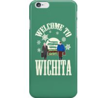 Welcome To Wichita iPhone Case/Skin
