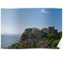 Erice, Sicily v2 Poster
