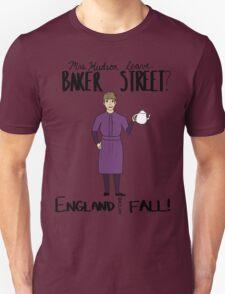 Mrs. Hudson (Light Colors) Unisex T-Shirt