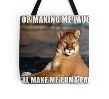 Puma Pants Tote Bag