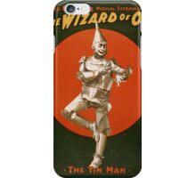 Tin Man - Wizard of Oz iPhone Case/Skin