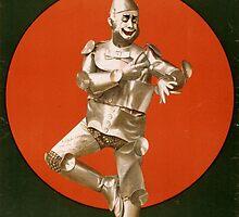 Tin Man - Wizard of Oz by TexasBarFight