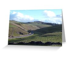 Long Dale Greeting Card
