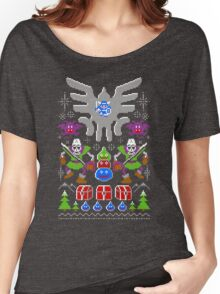 Dragon Quest Ugly Sweater Women's Relaxed Fit T-Shirt
