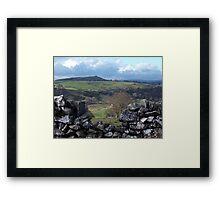 Madge Dale Framed Print