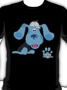 """Blue's """"Clueing for looks"""" T-Shirt"""
