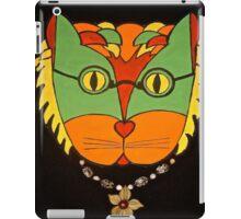 Cat iPad Case #5 iPad Case/Skin