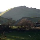 Chrome Hill from Earl Sterndale by Paul  Green