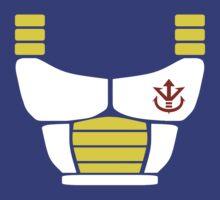 Minimalist Saiyan armor by mayumiku