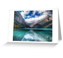 Lake Louise, Alberta, Canada Greeting Card