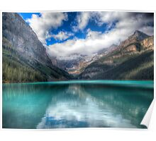 Lake Louise, Alberta, Canada Poster