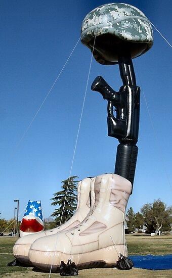 Battlecross Memorial by ptosis