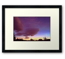 Morning Serenity Framed Print