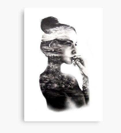 Vagabond // Fashion Illustration Canvas Print