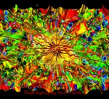 Colourful Thought Exploding by didibaev