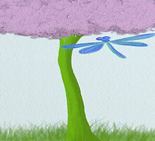 The Lone Hydrangea by OneArtsyMomma