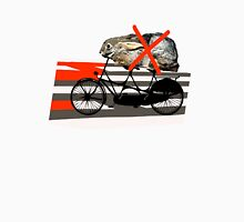 NO RABBITS ON TANDEM BICYCLE Unisex T-Shirt