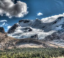 Athabasca Glacier 2 by jvoweaver