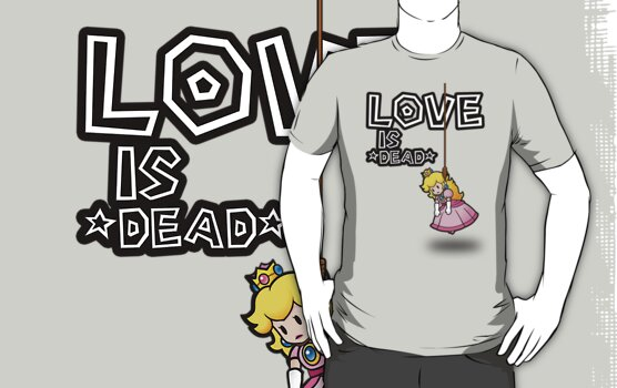 Love is Dead by OMGitsSussy