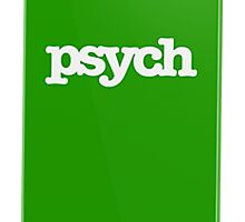 Psych Case by ilikefood