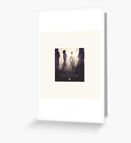Kara 'Day & Night' Greeting Card