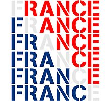 France Text Design by Style-O-Mat