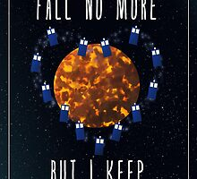 Gallifrey May Fall No More by mikaelaK