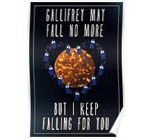 Gallifrey May Fall No More Poster