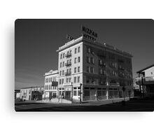 Tonopah, Nevada - Mizpah Hotel Canvas Print