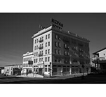 Tonopah, Nevada - Mizpah Hotel Photographic Print