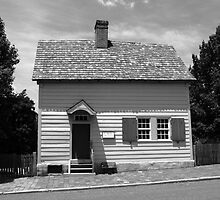 Old Salem Store by Frank Romeo