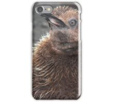 "King Penguin Chick ~ ""Attitude"" iPhone Case/Skin"