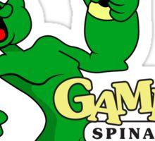 Gamma Spinach Sticker