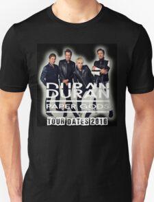 DURAN DURAN PAPER GODS TOUR DATES 2016 T-Shirt